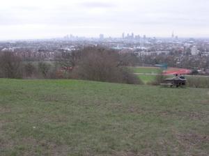 Hampstead Heath Ride - Parliament Hill 5